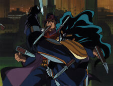 Jojo's Bizarre Adventure Anime Cel Douga Animation Art Jotaro & Star Platinum