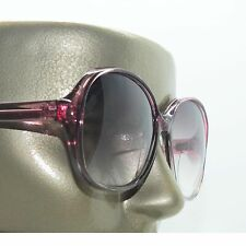 Hollywood Fame Big Rose Pink Frame +1.25 Tinted Bifocal Reading Sun Glasses