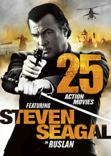 25 Action Movies Featuring Steven Seagal In Ruslan 09600944 (DVD Used Very Good)