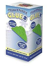 MASTERPIECES PUZZLE GLUE 5 OZ. WITH EASY SPREAD APPLICATOR #50202 FREE SHIPPING!