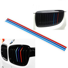New 3Color Grille Vinyl Strip Sticker Decal For BMW M3 M5 E36 E46 E60 E90 E92 CN