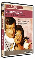 CARTOUCHE (Jean Paul Belmondo)   -  DVD - PAL Region 2 - New