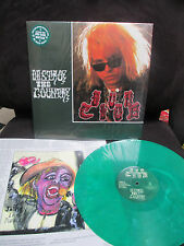 The Gun Club - Destroy the Country LP Green Vinyl Sex Beat Lost Highway