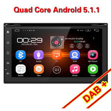 "In-dash Android 5.1 3G WIFI 7""Double 2DIN Car Radio Stereo DVD Player GPS+Map"