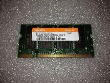 Memoria SoDimm DDR Hynix HYMD232M646D6-J AA 256MB PC2700 333MHz CL2.5 200 Pin