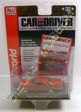 1966 '66 OLDSMOBILE OLDS 442 CAR AND DRIVER PREMIUM AUTOWORLD AW ROUND 2 DIECAST