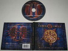 CIRCLE II CIRCLE/WATCHING IN SILENCE(AFM/065-9)CD ALBUM