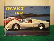 "French Dinky Catalogue: ""1967 Catalogue (2nd)"" (110 Pages + 8 Page Price List)"