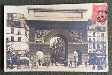 CPA. PARIS. 75 - Porte St Martin. Cours de Danse. Coiffures Artistiques. 1908?