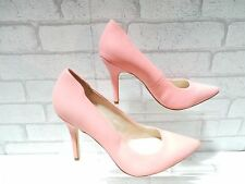 CLEARANCE Ladies ALDO Pastel Pink Pointed Toe Court Shoes UK 5 EURO 38