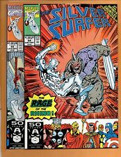 Silver Surfer #54 & 55  Warlock Thanos Infinity Gauntlet ! Marvel NM to NM+
