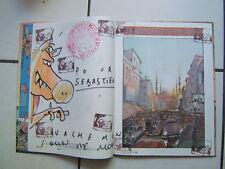 DE MOOR /  LA VACHE 1 / LA MORT L HOMME  + DEDICACE