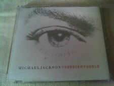 MICHAEL JACKSON - YOU ROCK MY WORLD - UK CD SINGLE