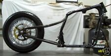 "Weld-on XL Sportster Hardtail 3"" Drop Seat 5"" Stretch - Built to Order"
