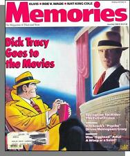 Memories - 1990, June- Elvis, Dick Tracy, Roe V Wade, Absolut Security & Larceny