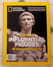 Most INFLUENTIAL FIGURES Of ANCIENT HISTORY National GEOGRAPHIC Augustus Caesar