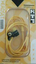 NK-18 In-Ear Earphones Earbuds Headset Headphones For iPhone 6 6+ 5 4 iPod iPad