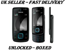 NOKIA 6600 Slide Camera 3G SKYPE Video Calling Sbloccato Bluetooth Telefono Cellulare