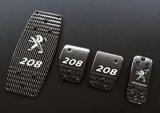 Kit Pedaliera Sportiva Peugeot 208 Carbon
