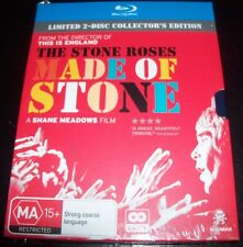 The Stone Roses Made Of Stone (Australia Region B) 2 Disc Blu-Ray – New