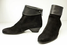 Arche 9 Black Ankle Bootie Women's EU 40
