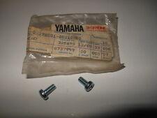 NOS OEM Factory Yamaha TD2 TZ750 RD350 RD400 R5  Pan Head Screw QTY2 98501-0512