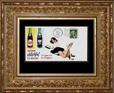 1963 Dr Pepper Advertisement Featured On Collector's Envelope X907