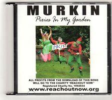 (GS385) Murkin, Pixies In My Garden - 2008 CD