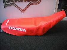 (Evo) CR125 93-94 CR250 92-94 Seat Cover Nuclear/ Neon Red OEM Style CR 125 250