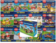 I Can Read PAW Patrol PHONICS 12 Book Box Set (pb)  includes parent guide NEW