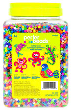 Perler Hama Beads 22,000 Pieces Multi Colors Assorted Kids Iron On Craft Lot
