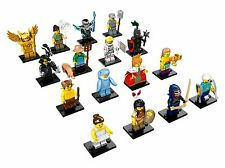 LEGO 71011 - Series 15  Collectible Minifigures - Complete set 16 Mini Figures