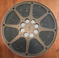 Super Rare 16mm Movie, 1200ft Metal Reel - Ford Motor Company Rouge Plant c1930