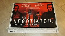THE NEGOTIATOR movie poster KEVIN SPACEY poster, SAMUEL L. JACKSON