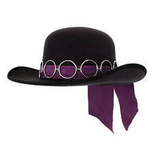 Jimi Hendrix Rock & Roll Adult Halloween Costume Hat Accessory