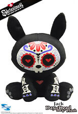 Skelanimals Day of the Dead Jack Rabbit Plush  - Brand New still with Hang Tag