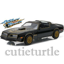 Greenlight Smokey and the Bandit 1977 Pontiac Trans AM 1:24 Diecast 84013 Black