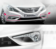 OEM Genuine LED Daylight Fog Light Lamp Assy 2p For 13 14 Hyundai i45 YF Sonata
