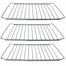 3 x Extendable Oven Grill Chrome Shelf Rack Fits IKEA Cooker  Shelves
