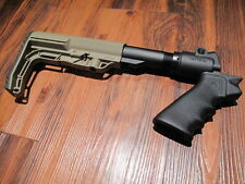 Mesa MFT Tactical MINIMALIST Pardner PUMP Shotgun Pistol Grip 6 Position Stock