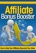 How to Create Affiliate BonusTo Promote Your Product- Video Course On 1 CD