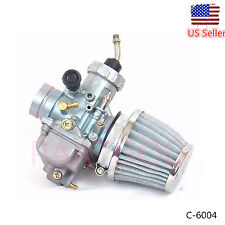 Carb Carburetor W/ Air Filter For Yamaha YZ80 YZ85 DT125 Motorcycle US Seller!!!