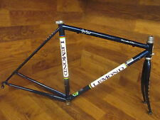 VINTAGE LEMOND  REYNOLDS 853 STEEL ROAD BIKE FRAME SET 48CM