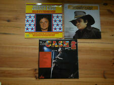 LP RACCOLTA Johnny Cash Collection country & western Superstar Ballad of a Queen
