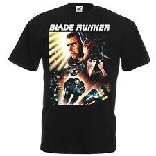 BLADE RUNNER Movie Poster T shirt Black all sizes Harrison Ford