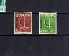 Portugal: 1966 Europa, MNH