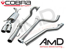 Cobra Sport Polo 6R GTi 1.4 TSi Non Res Turbo Back Exhaust System with Decat