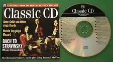 Classic CD 70 Anne Sofie von Otter Sings Haydn & Melvin Tan Plays Mozart + CD