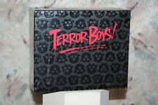TERROR BOYS GHOST BAT YETI WIZARD WESTERN VINYL FIGURE BRANDT PETERS PLAYGE NEW