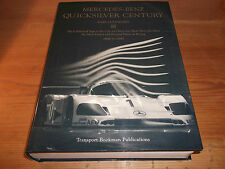 Book Mercedes-Benz Quicksilver Century 1894 to 1995 Saga of Men & Racing Cars